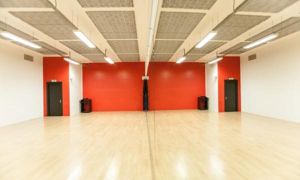 HALL 2 studio bleu 20ème