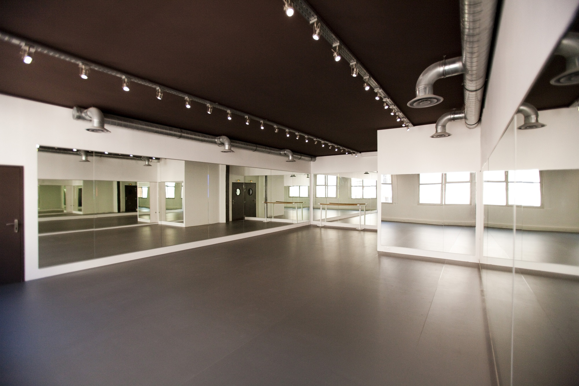 location salle de danse
