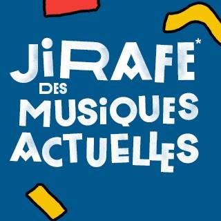 La JIRAFE des Musiques Actuelles
