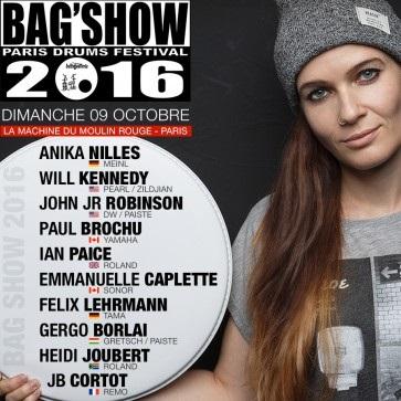 bag show 2016 carré