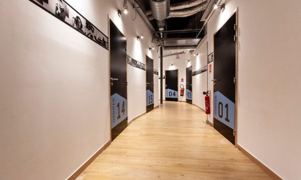 Pantin couloir