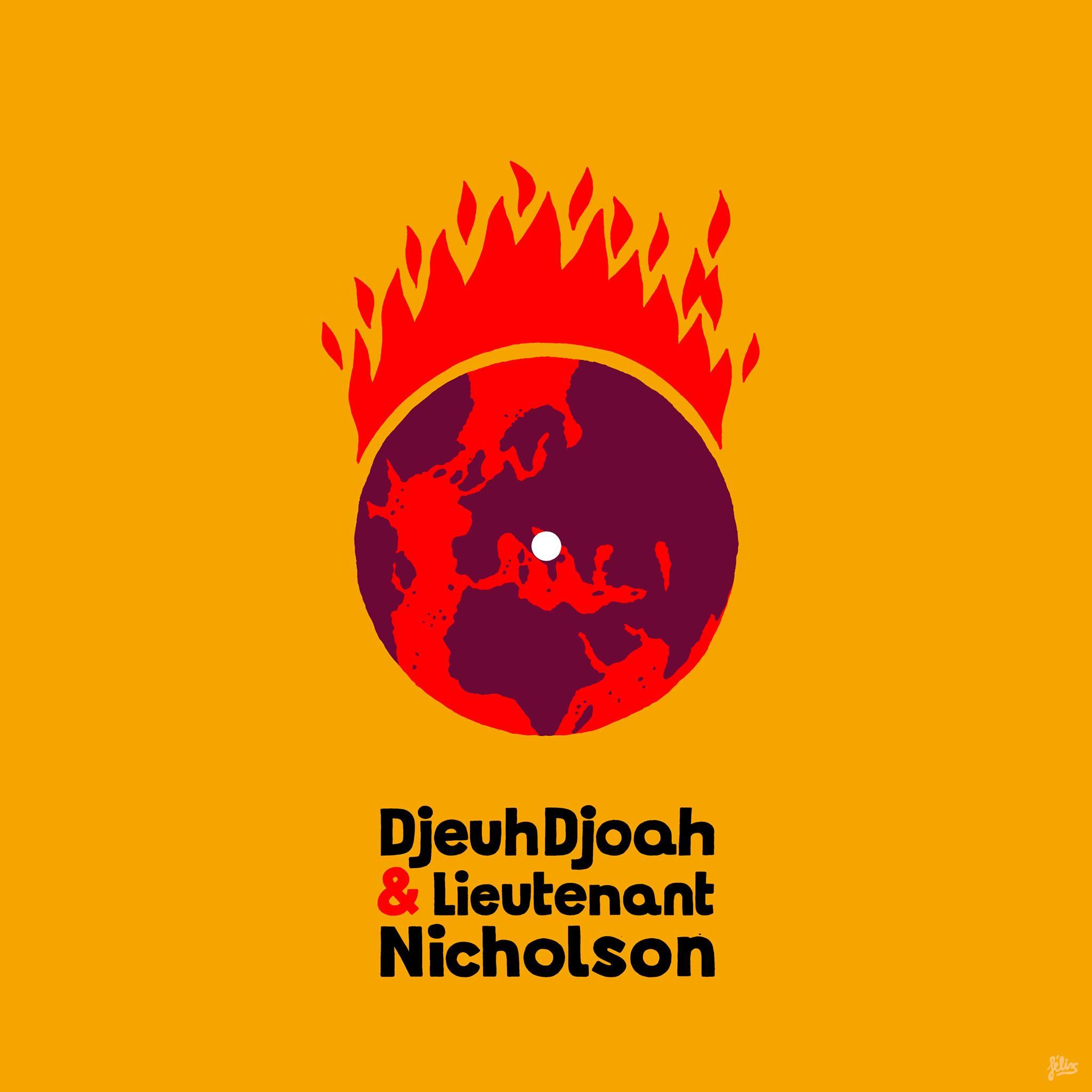 Invitations - DjeuhDjoah & Lieutenant Nicholson